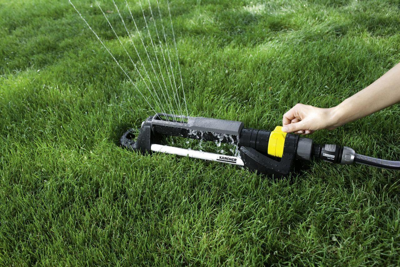 Форсунки для полива газона своими руками 2